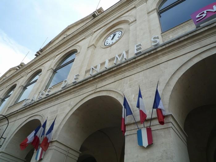 [フランス旅行記] リヨンからニームへ電車で移動する時に注意した方がよいこと