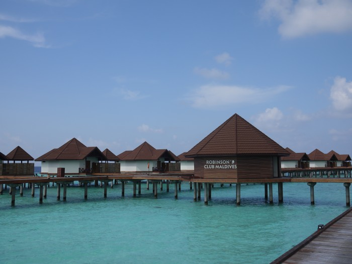 [モルディブ旅行記] ロビンソンクラブのオールインクルーシブの注意点