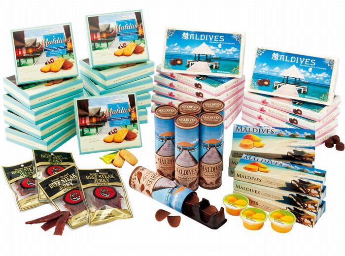 モルディブ旅行のお土産と買い物のコツ