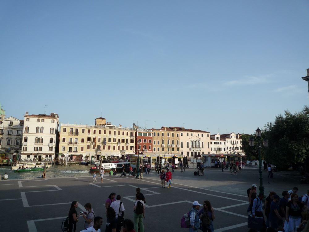 [イタリア旅行記] ベネチアの水上バスで観光。事前に知っておくとよいこと