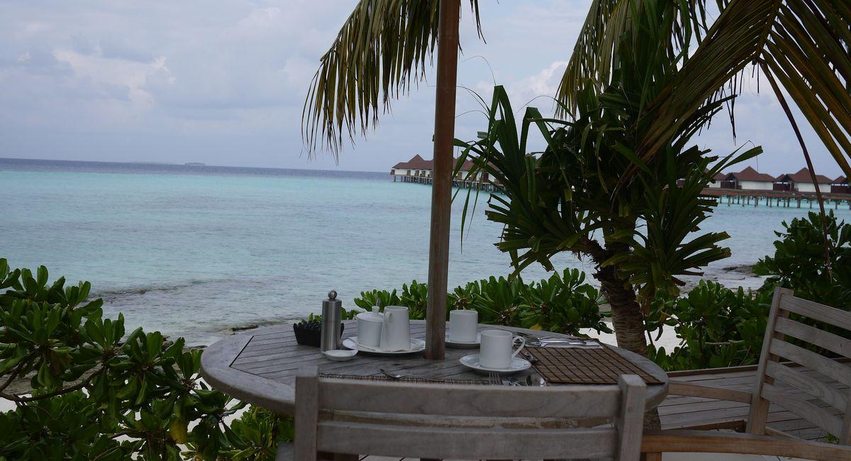 [モルディブ旅行記] ロビンソンクラブの料理は、口コミ通り美味しかった