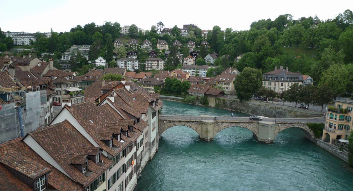 [スイス旅行記] ベルン旧市街を観光してきた