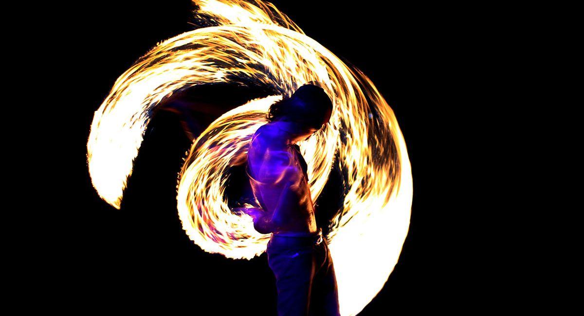 fire-twirler