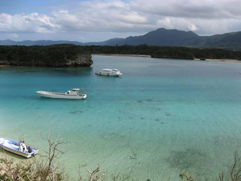 川平湾の見どころは絶景の綺麗な海