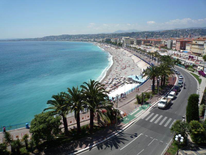 地中海が綺麗!
