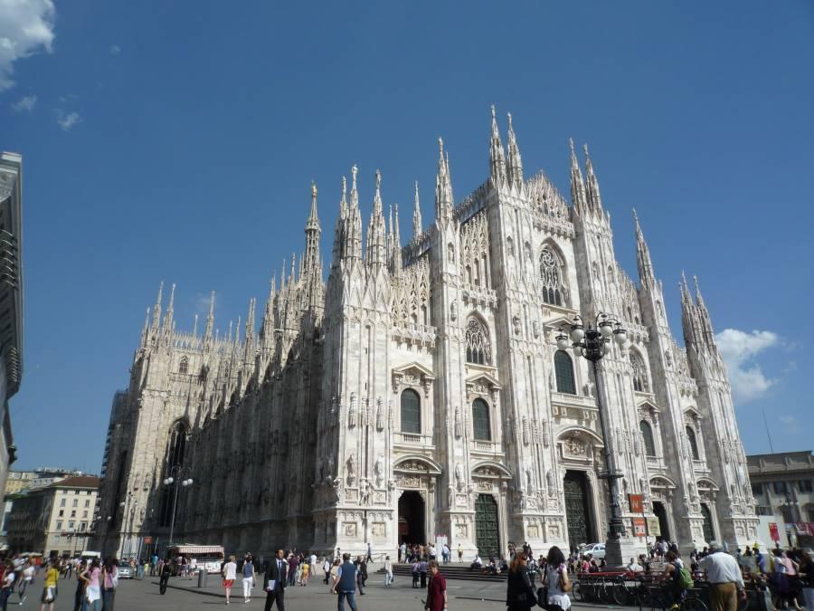 イタリア旅行記の写真