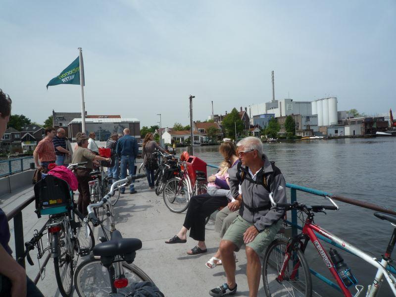 オランダは自転車大国