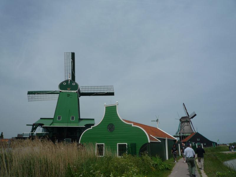 ザーンセ・スカンスはオランダの見所