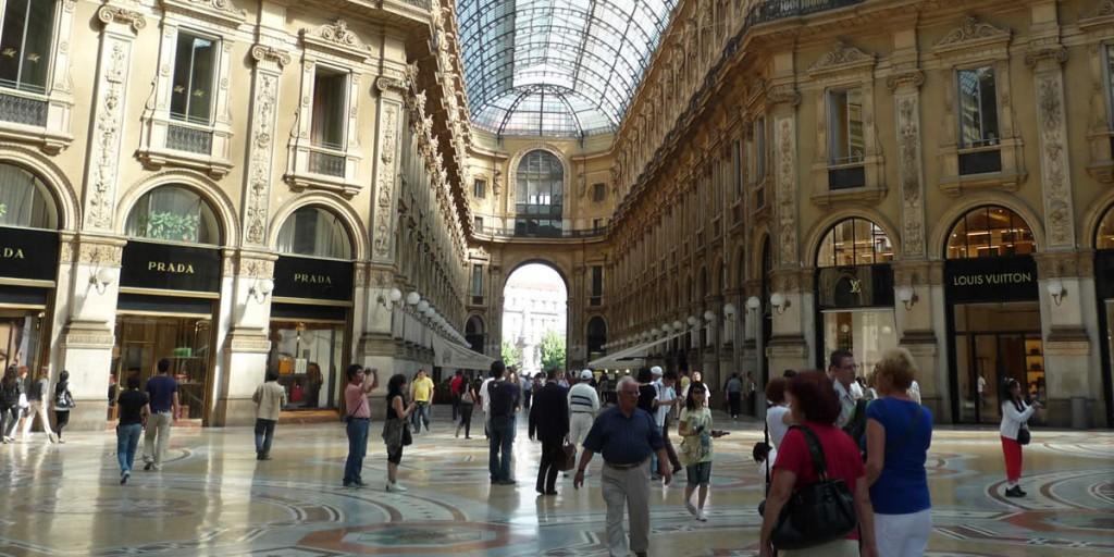 ショッピングを楽しもう。イタリア・ミラノ旅行記で