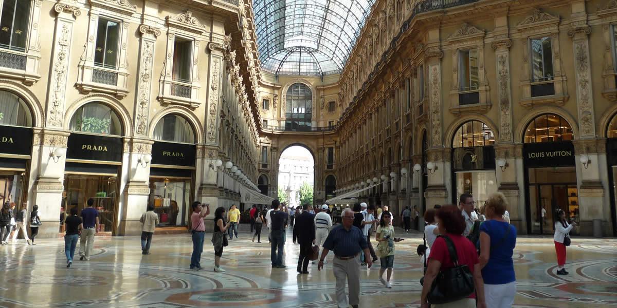 [イタリア旅行] ミラノでショッピング