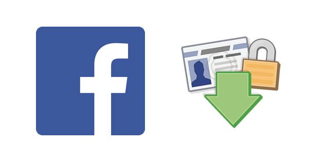 Facebookに投稿した写真・動画の一括ダウンロード方法
